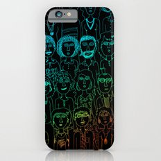 So Many People iPhone 6s Slim Case