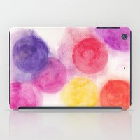 planets iPad Cases featuring Planets by Gordon Pineo