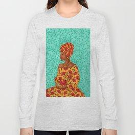 Luisa. Beautiful woman collection Long Sleeve T-shirt