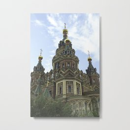 St. Peter a& Paul Cathedral Metal Print