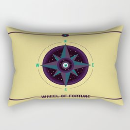 WHEEL OF FORTUNE Rectangular Pillow