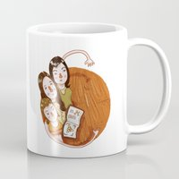 Charmed (alphabet series TV) Mug