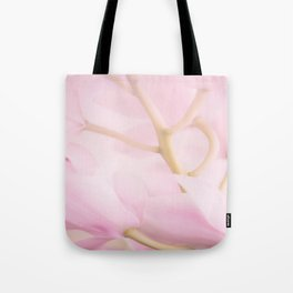 Pastel Pink Orchid Flower Branch #decor #society6 #homedecor Tote Bag