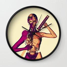 R.E.V.O.L.U.T.I.O.N Wall Clock