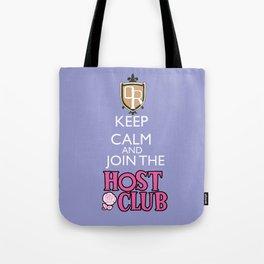 Ouran high school host club Tote Bag