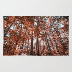 woodland dreams Rug