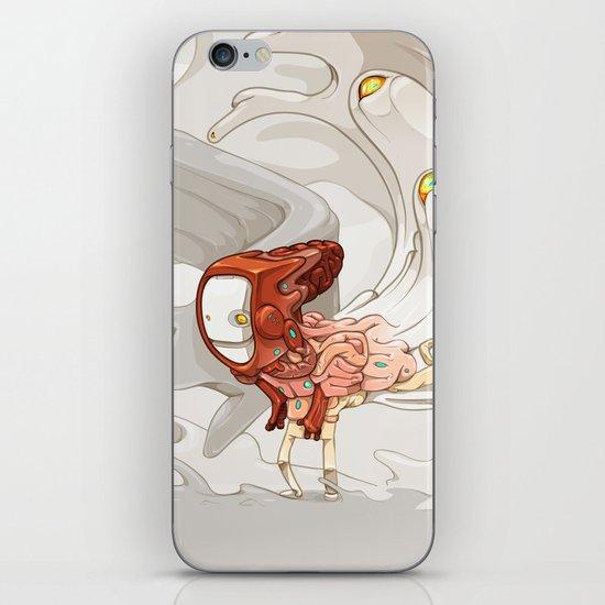 Consumption iPhone & iPod Skin