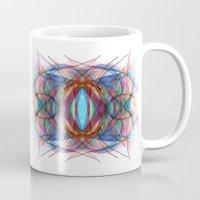 friendship Mugs featuring Friendship by Alla Ilencikova