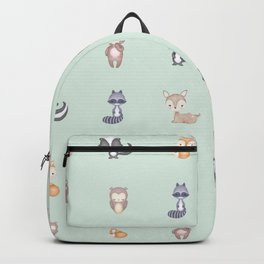 ANIMALS OF THE FOREST Backpack