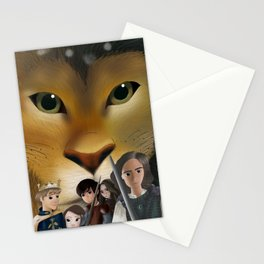 Narnia Stationery Cards
