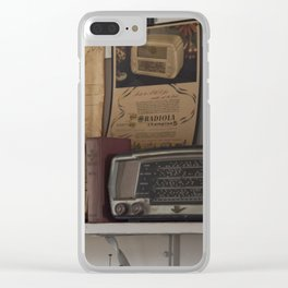 Radio Shack Clear iPhone Case