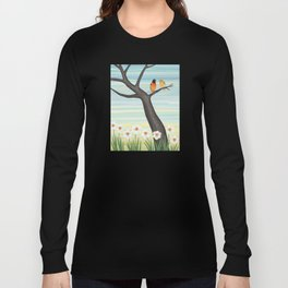 Orioles and daffodils Long Sleeve T-shirt