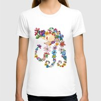 sleeping beauty T-shirts featuring Sleeping Beauty by Shelley Ylst Art