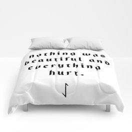 The Pessimist Comforters