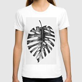 Minimal Monstera T-shirt