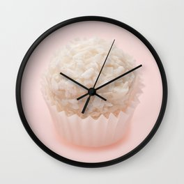 Coconut dream - Candy lover Wall Clock
