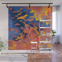 Sunset to Sunrise Wall Mural