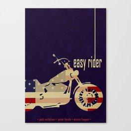 Easy Rider Canvas Print