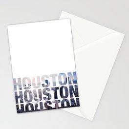 Houston Landscape Stationery Cards