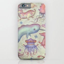 Creatures of the Deep Sea iPhone Case