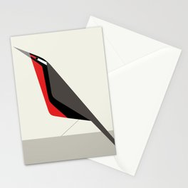 Loica chilena / Long-tailed meadowlark Stationery Cards