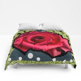 POP ROSE Comforters