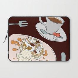 Pancake Treat Laptop Sleeve