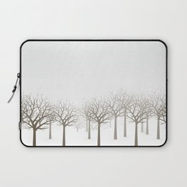 Winter Forest by Friztin Laptop Sleeve