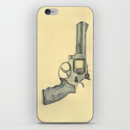 killer television iPhone Skin