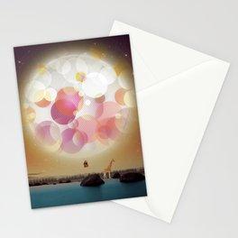 L'Amoureux Melancolique Stationery Cards