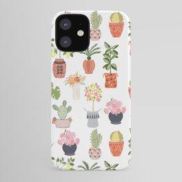 Indoor Garden Planters iPhone Case
