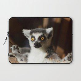 Lemur Catta Laptop Sleeve