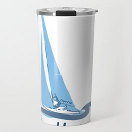 Chatham, Cape Cod Travel Mug