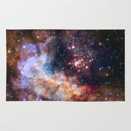 Star Cluster Westerlund 2 Rug