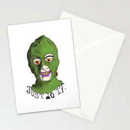 just do it Stationery Cards