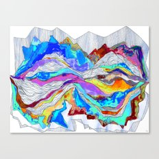 about this weekend Canvas Print