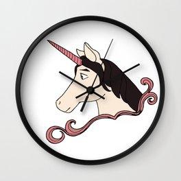 Kylo Ren Unicorn Wall Clock