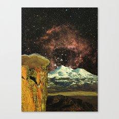 Landscape (Before the war) Canvas Print