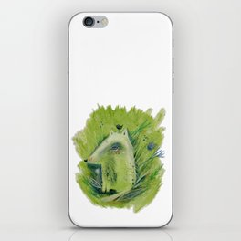 A very good Wolf iPhone Skin