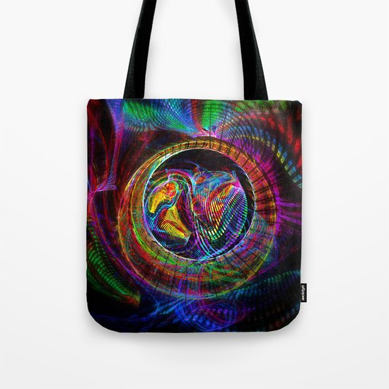 Dragon Egg Tote Bag