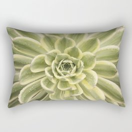 succulent 09 Rectangular Pillow