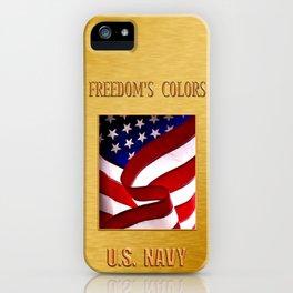 U.S. Navy iPhone Case
