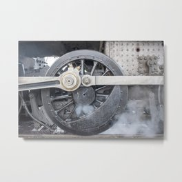 Strasburg Railroad Series 27 Metal Print