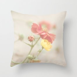 The odd one out Throw Pillow