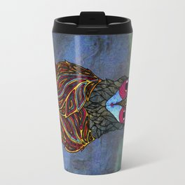 Owl-Girl Travel Mug