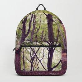 Woodland Trees Backpack