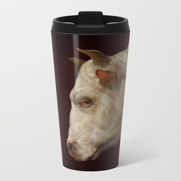 HOLLY Metal Travel Mug