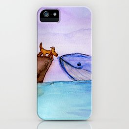 Molly & Midge  iPhone Case