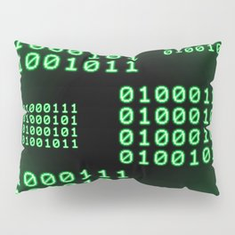 Binary code for GEEK Pillow Sham