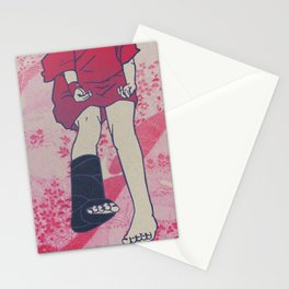 perdition  Stationery Cards